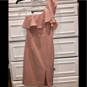 Bardot light pink party/cocktail dress sz XS